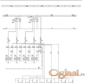 Fiat Hitachi FB 90 - F B100.2 - FB110.2 - FB200.2 4WS Radionički priručnik