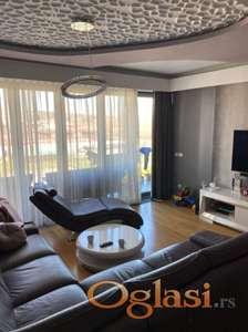 Izdajemo luksuzan stan na Novom Beogradu, West 65