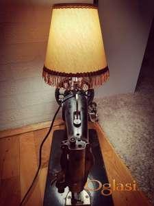 Lampa unikatna retro VESTA 1