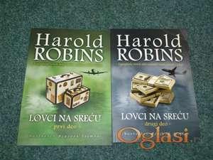 Lovci na sreću (I i II deo) - Harold Robins