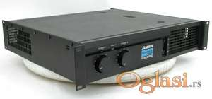 Alesis Matica 900, power amp