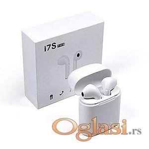 i7S Mini Bluetooth Bežične Slušalice za sve mobilne telefone