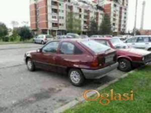 Beograd Opel Kadett 1.4 suza 1991