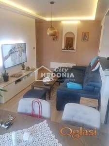 Nov, moderan namešten trosoban stan na Dušanovcu ID#7408