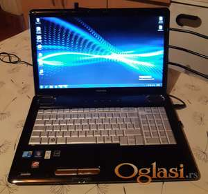 Toshiba Satellite L555/17.3/P8700 2x2.53Ghz/4gb ddr3/160gb/1024mb ATI/kamera