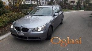 Kraljevo BMW 525