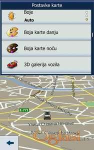 Igo navigacija za android