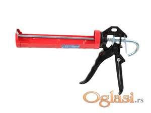 Pištolj za silikon metalni