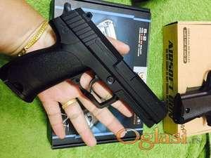Pistolj za airsoft S-2 Glock Full Metal