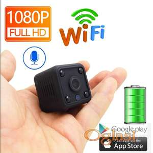 Ip kamera Mini HD 1080P WiFi audio