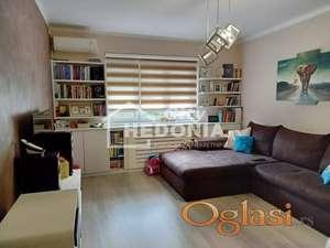 Atraktivan, renoviran dvoiposoban stan u General Ždanovoj ID#7304