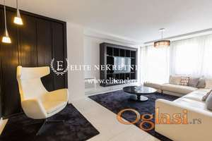 Izdavanje- Lux duplex penthouse na Vračaru