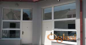 Dvorišni stan od 43 m2 u centru Zrenjanina