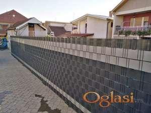 Ugradnja panelne ograde