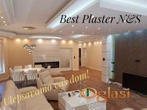 GIPSARSKI RADOVI     BEST PLASTER N&S