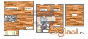 LUX URBANA VILA! Tri dupex stana u izgradnji.