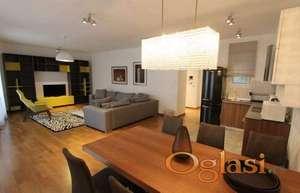 Izdavanje/Luksuzan stan na Vracaru sa garazom
