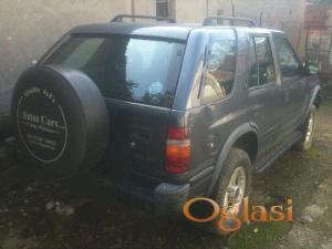 Trstenik Vauxhall frontera 1998