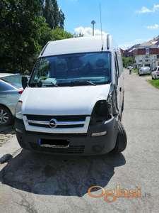 Opel MOVANO Delovi