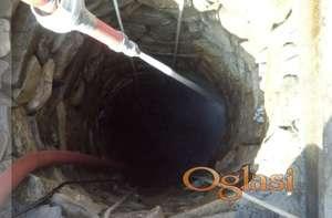 Usluzno ciscenje ( crpljenje ) bunara