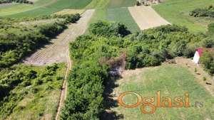 Cortanovci 5400 m2 gradsko gradjevinsko zemljište 5eura / m2 HITNO