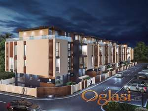 DVOSOBAN stan u izgradnji 46m2, Petrovaradin, OZON GRADNJA - INVESTITOR