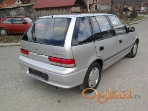 Krupanj Subaru Justy 4x4 2002