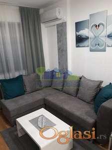 Novi Sad, Centar - Namešten jednoiposoban stan u Pupinovoj palati