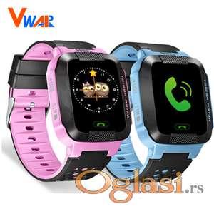 Smart watch deciji pametni sat telefon Q528 GPS lokator