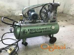 Kompresor 140 l. Energoinvest. Doboj