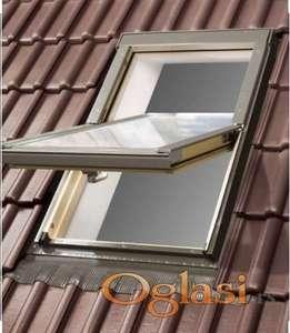 Popravka krovnih prozora Novi Sad