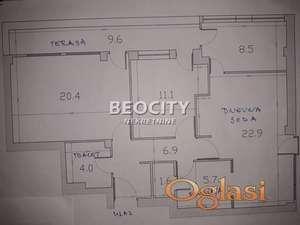 Novi Beograd, Blok 45 (TC Enjub), Jurija Gagarina , 3.0, 91m2