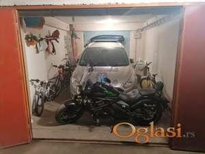 Garaža na top lokaciji!!