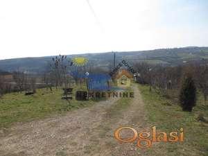 Za Investitore vikend kuća sa velikim placem od 5137m2, banja Vrdnik ID#1025