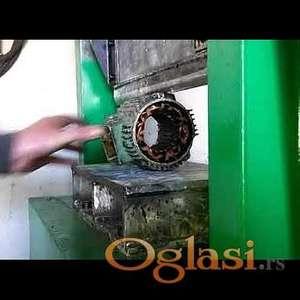 Otkup el motora za reciklažu
