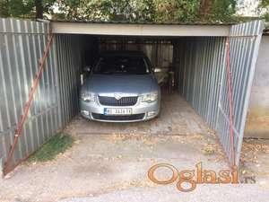 Prodajem garažu iza Suda u Novom Sadu
