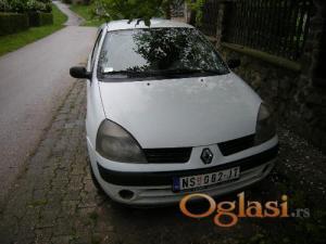 Novi Sad Renault Clio 1.5dci 2002