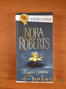 Nora Roberts - Krajevi i počeci