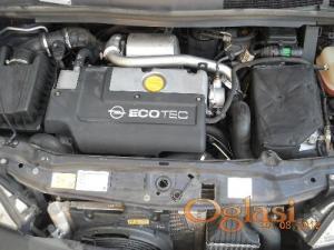 Ruma Opel Zafira 2002