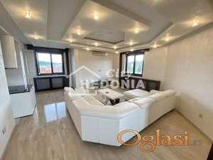 Nov, lux, namešten četvorosoban stan u Mirijevu ID#7131
