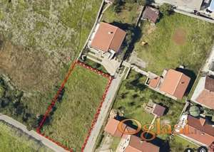 Prodajem plac 595m2 Podgorica-Dajbabe
