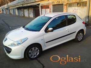 PEUGEOT 206+ 1.4hdi AFFAIRE PACK