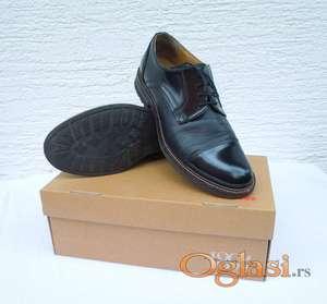 Kožne cipele br.44, crne.