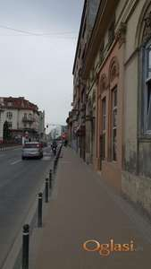 Centar, dvosobni, stanovanje ili poslovni prostor, 45m.kv. 250eura