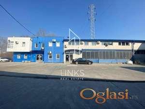 Poslovni prostor 330 m2+Magacin 1600m2 -Krnjaca ID#1069