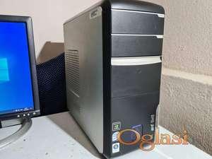 Računar Intel Core2Duo E7300 2.66 GHz/4GB-DDR2/GF G100/250GB