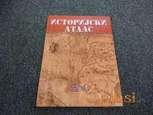 Istorijski atlas - osnovna i srednja škola
