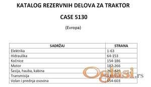 Case 5130 - Katalog delova