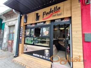 Izdajemo novo opremljen lokal 35m za rostilj, pizzu Futoska ulica