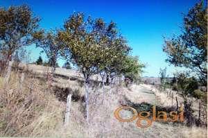 Prodaja zemljista u selu na Zlatar planini, Nova Varos, pogodno za vikendice, turizam